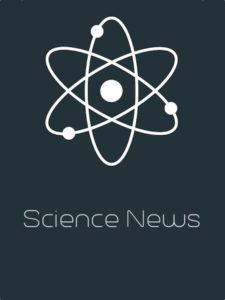 Science News Card